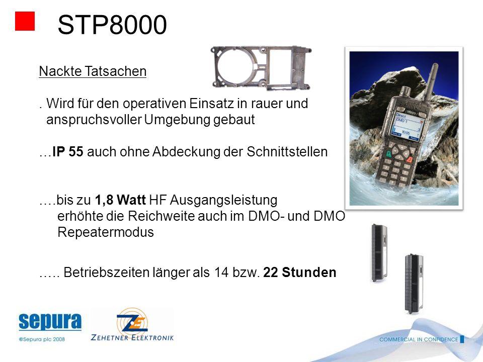 STP8000 Nackte Tatsachen.