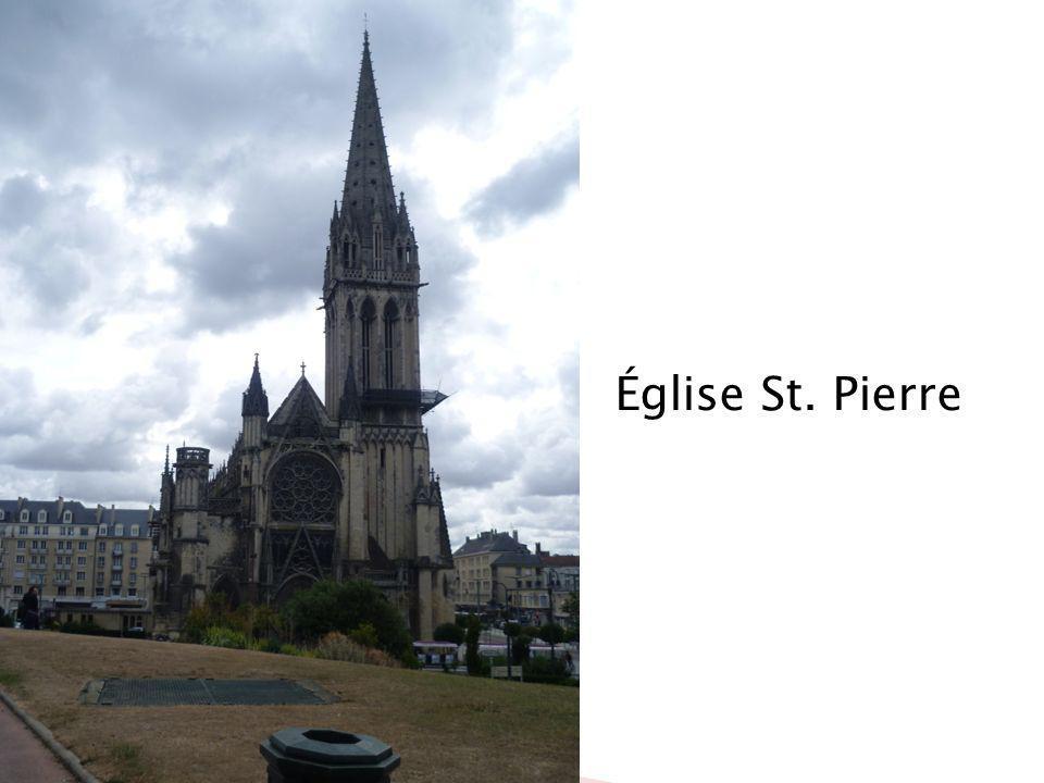 Église St. Pierre