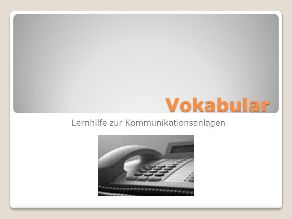 Voicemail (Sprachbrief) Ist eine Art Anrufbeantworter, Auf diesem Anrufbeantworter werden Nachrichten digital gespeichert (als Wave oder MP3) und Z.B per Mail an den Empfänger gesendet.