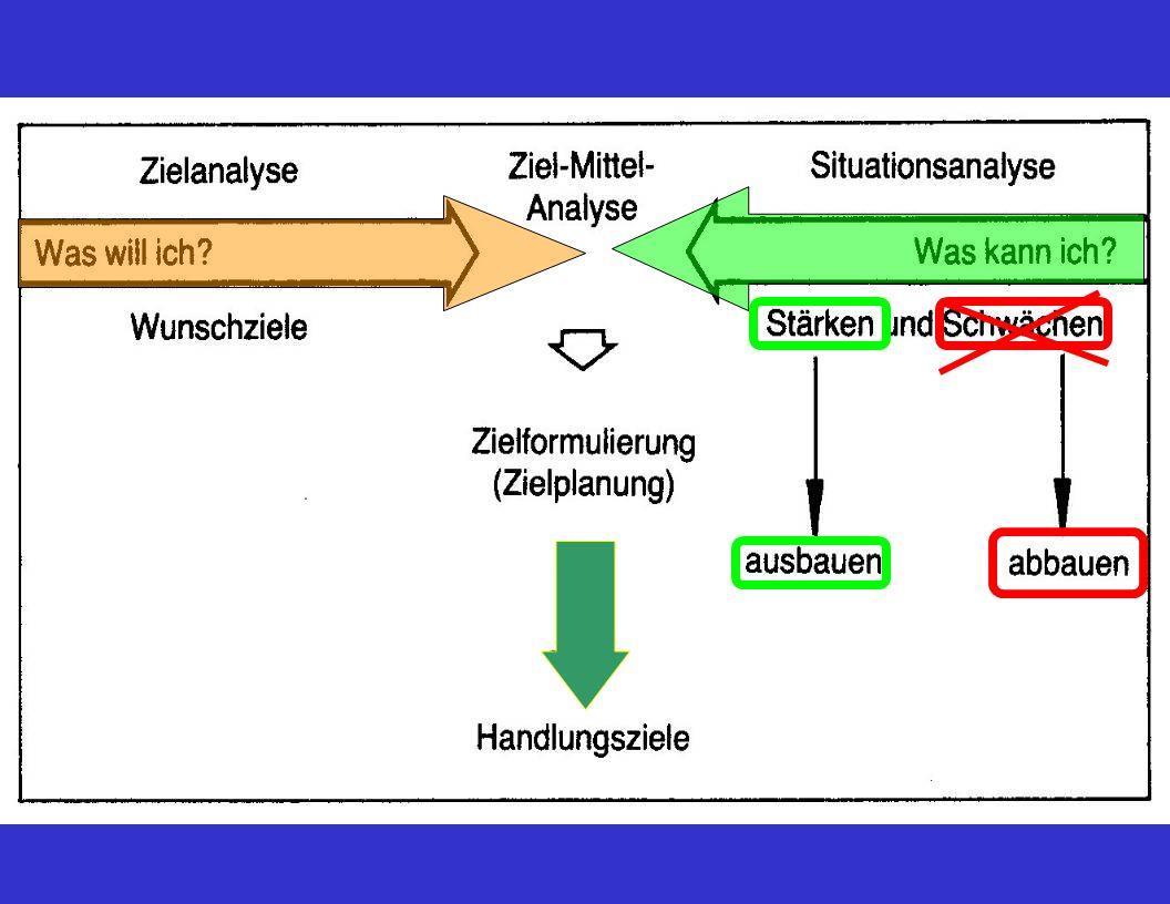 Beispiel für einen Tagesplan Vorlesung Telefonate Besprechung Meisterprüfung Manuskript FoHo Schwimmen Prof.