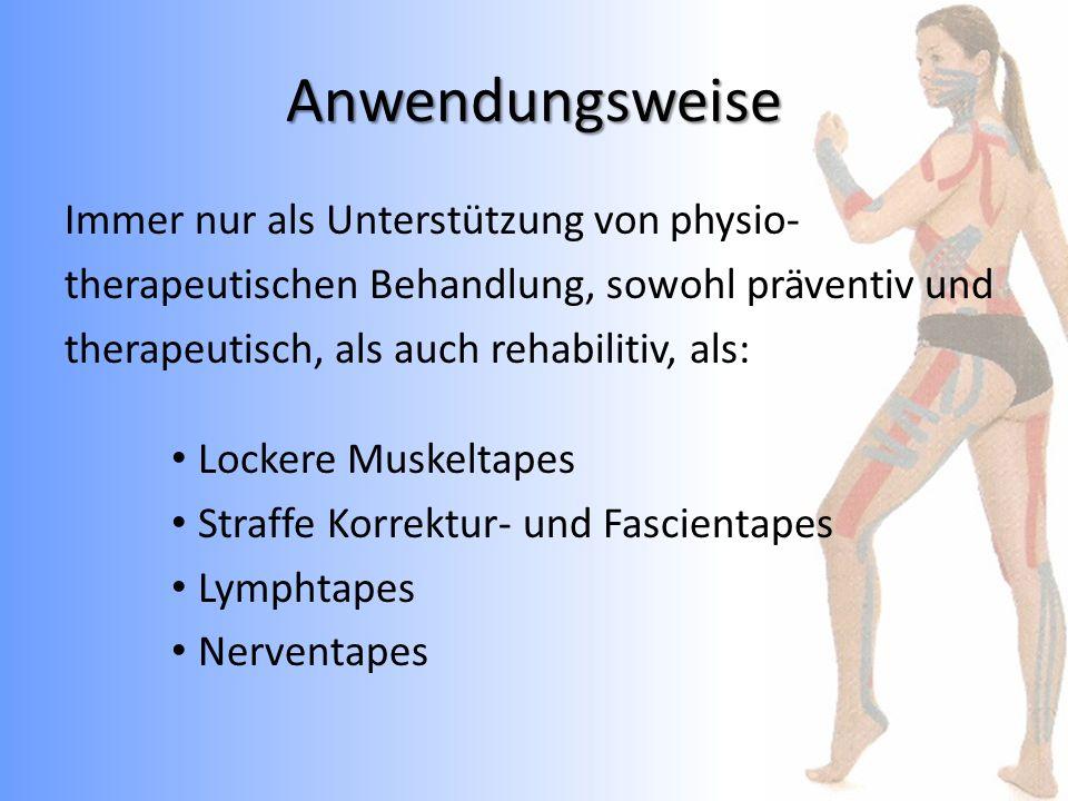 LWS-Muskeltape + ISG-Stabilisation