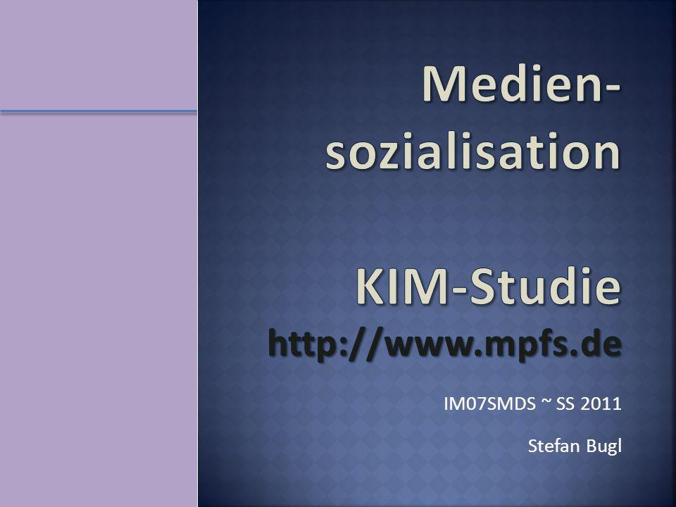 Stefan Bugl IM07SMDS ~ SS 2011