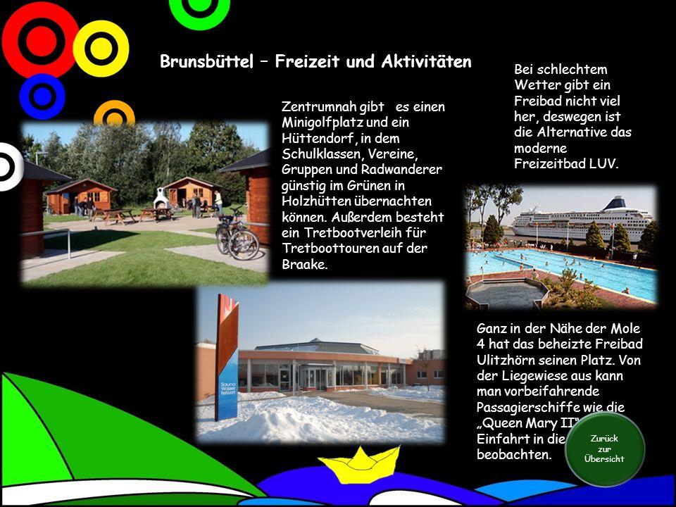 Zentrumnah gibt es einen Minigolfplatz und ein Hüttendorf, in dem Schulklassen, Vereine, Gruppen und Radwanderer günstig im Grünen in Holzhütten übernachten können.