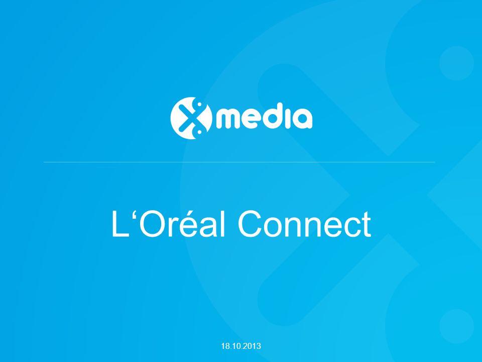 18.10.2013 LOréal Connect