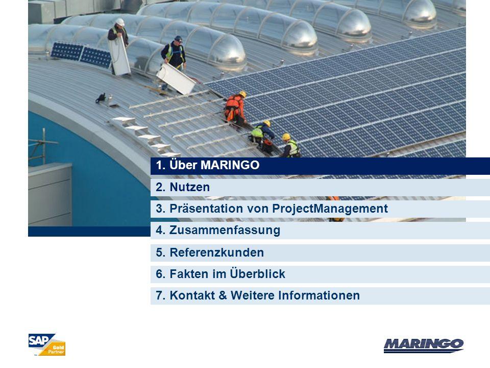 3 Gründung 1986 in Köln MARINGO ist spezialisiert auf die Entwicklung kaufmännischer Unternehmenslösungen Seit 2003 SAP Value Added Reseller Seit 2004 SAP Software Solution Partner 2006 Gründung von MARINGO Computers Inc.