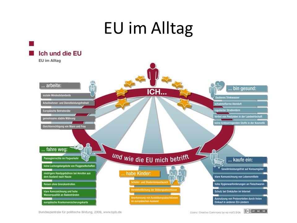 EU im Alltag