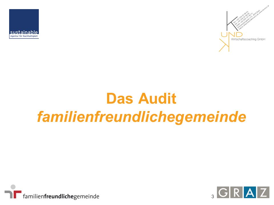 3 Das Audit familienfreundlichegemeinde