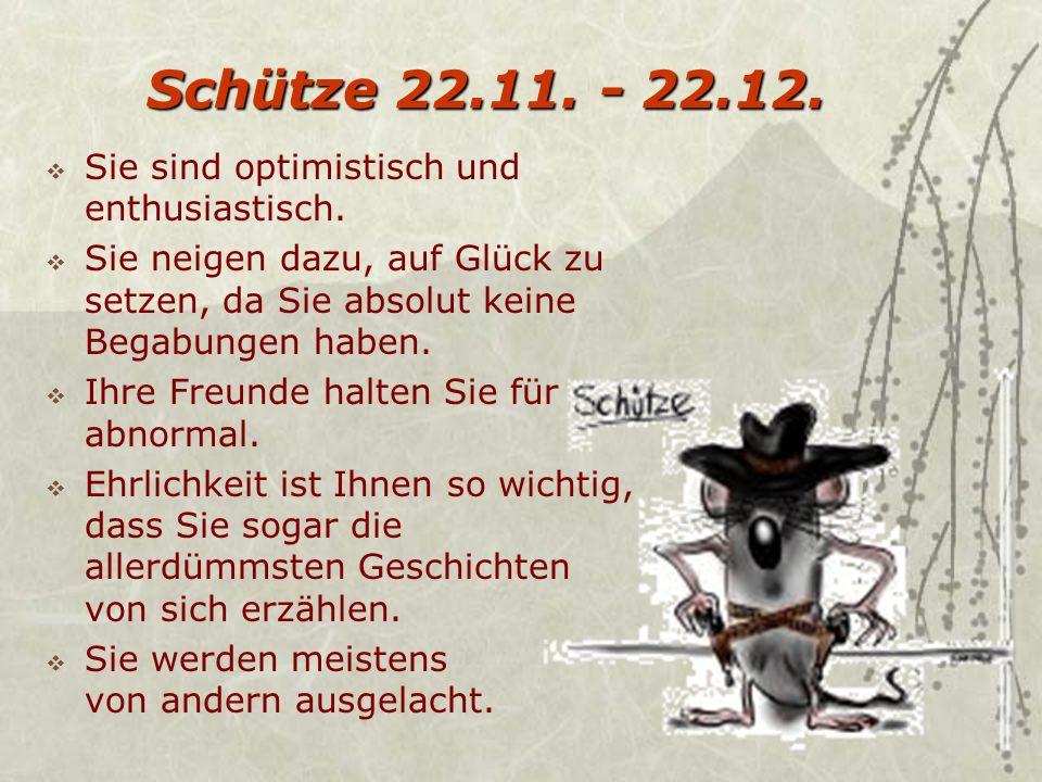 Skorpion 23.10.- 22.11.