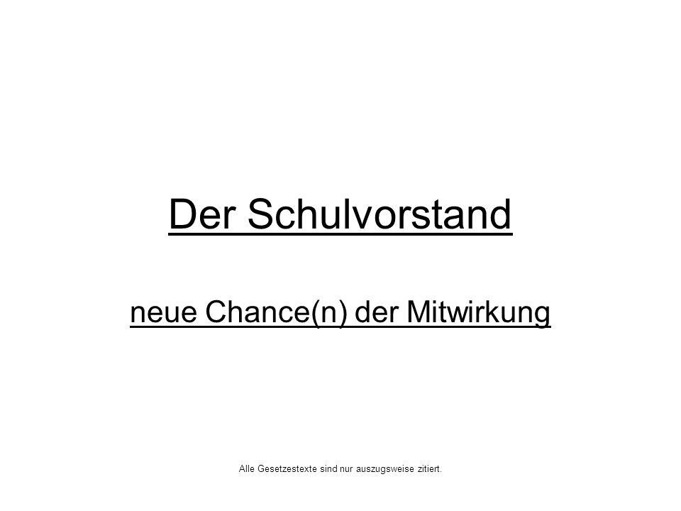 Das Schulgesetz des Landes Niedersachsen in der Fassung vom 17.07.2006 ist in einigen entscheidenden Punkten erneuert worden.