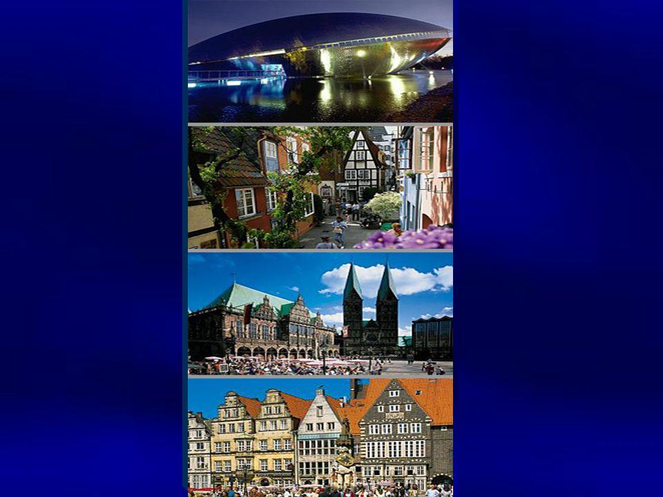Die Stadt Bremen ist über 1200 Jahre alt. Am Anfang regierte ein Bischof die Stadt. Von dort aus verbreitete sich das Christentum bis in den Ostseerau