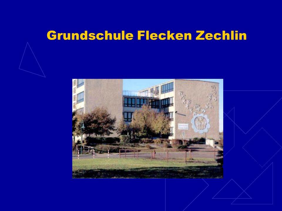 Grundschule Flecken Zechlin April 2010