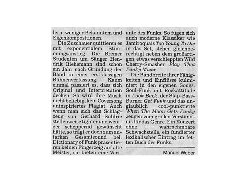 Kieler Nachrichten vom 27. August 2002