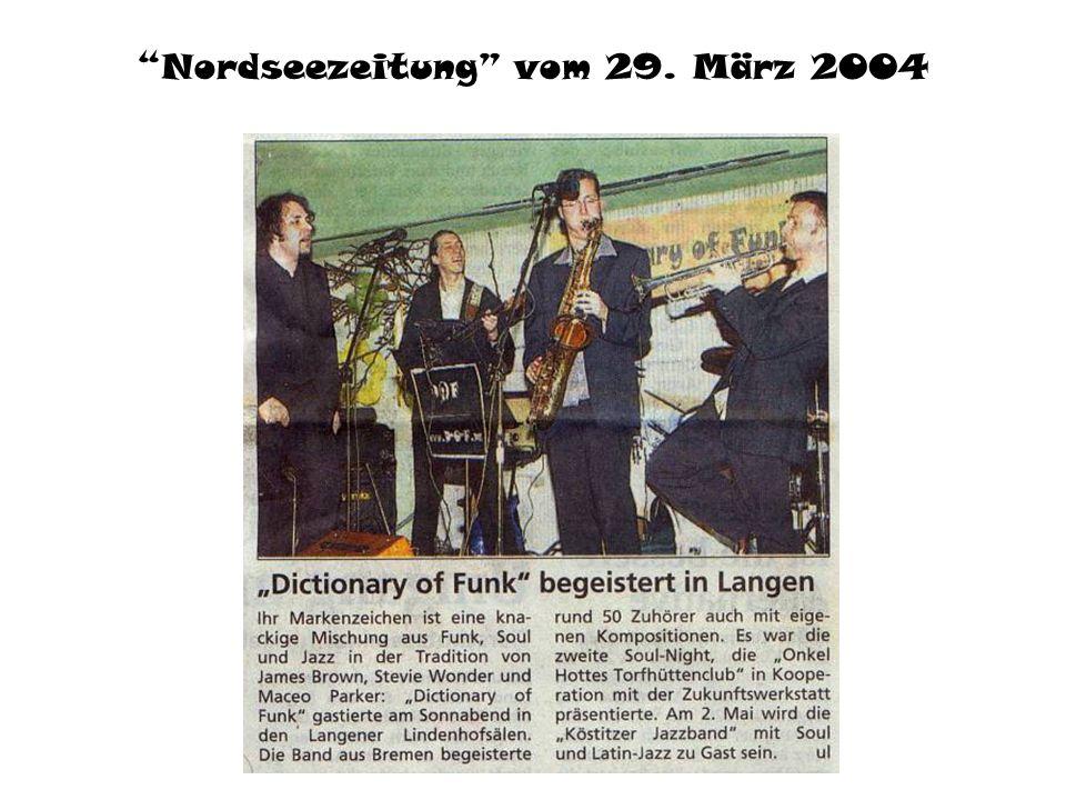 Kreiszeitung - Landkreis Diepholz und Nienburg - 24.9.2007