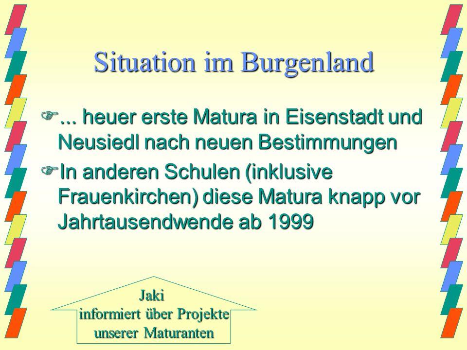 Jaki informiert über Projekte unserer Maturanten Black Pearl - Energie aus natürlichem Traubenzucker; einfach clever Präsentation am 30.1.95 ab 16Uhr bei HAFNER-WEINE in Mönchhof Präsentation am 30.1.95 ab 16Uhr bei HAFNER-WEINE in Mönchhof Bruckner, Hafner, Hafner, Horvath M., Mutsch Bruckner, Hafner, Hafner, Horvath M., Mutsch Lehrer: Sipötz Lehrer: Sipötz