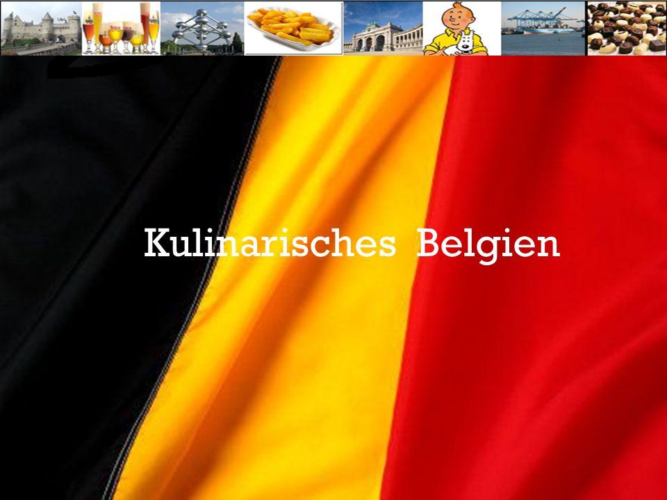 Kulinarisches Belgien