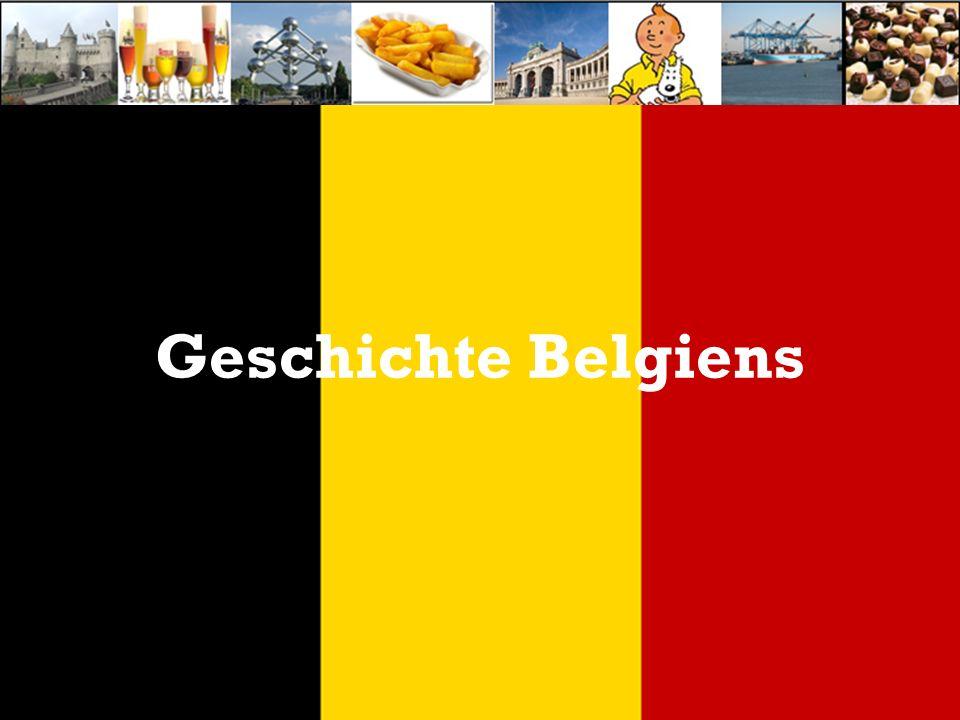 Geschichte Belgiens