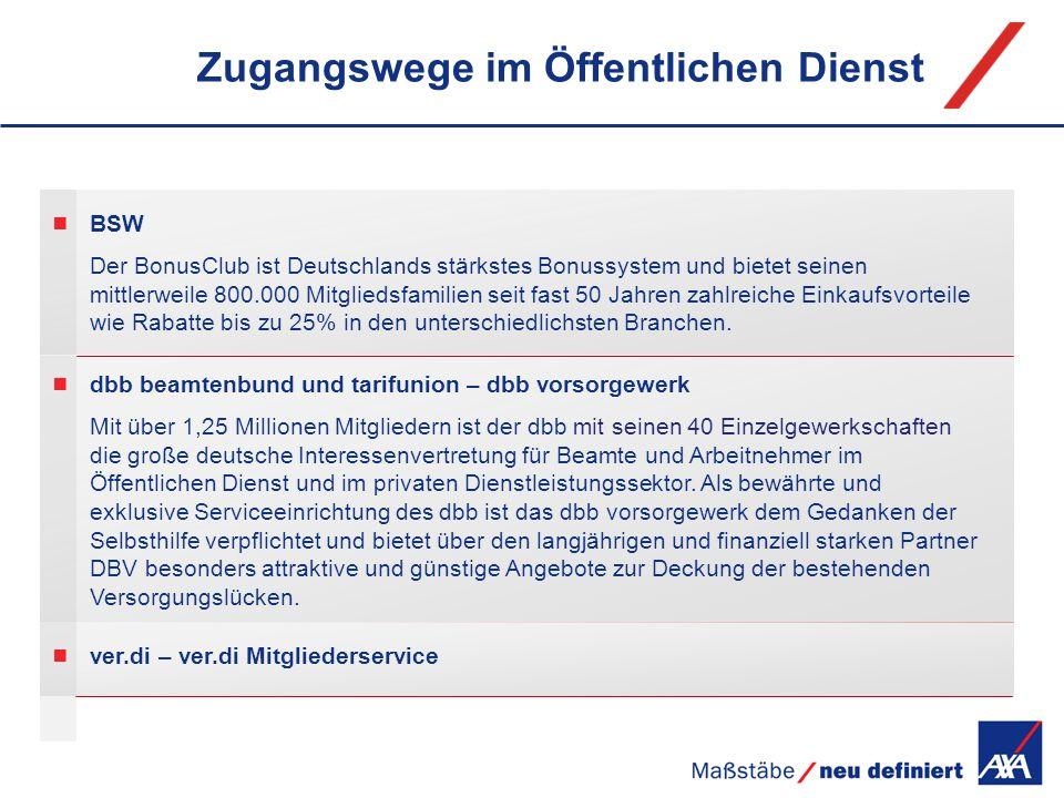 dbb beamtenbund und tarifunion – dbb vorsorgewerk Mit über 1,25 Millionen Mitgliedern ist der dbb mit seinen 40 Einzelgewerkschaften die große deutsch