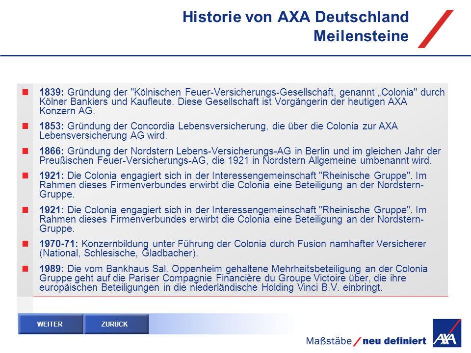 1839: Gründung der