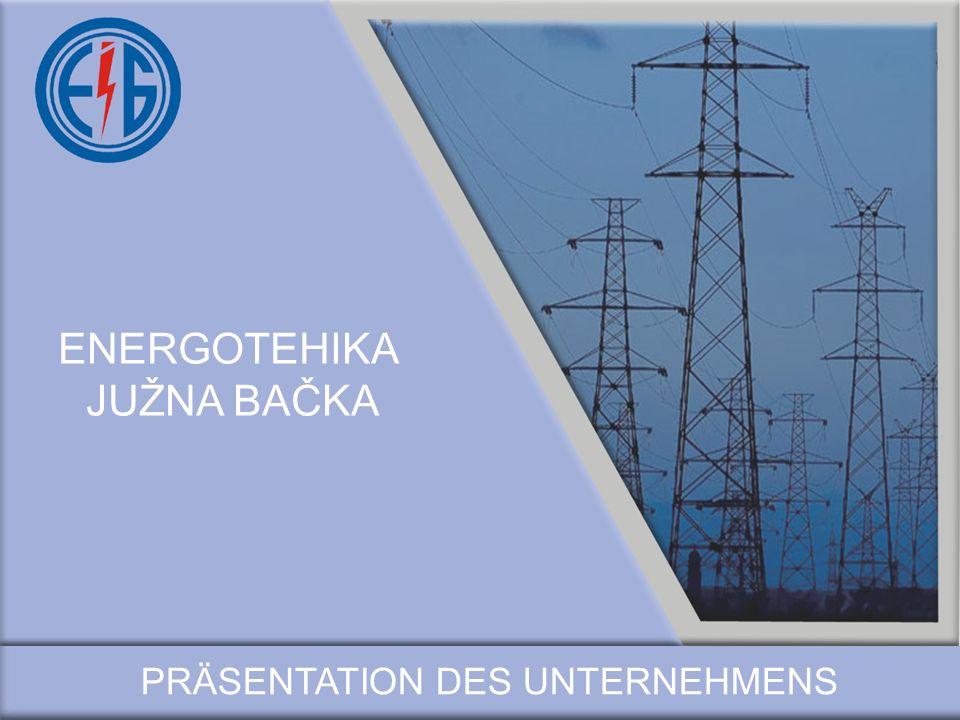 PRÄSENTATION DES UNTERNEHMENS ENERGOTEHIKA JUŽNA BAČKA