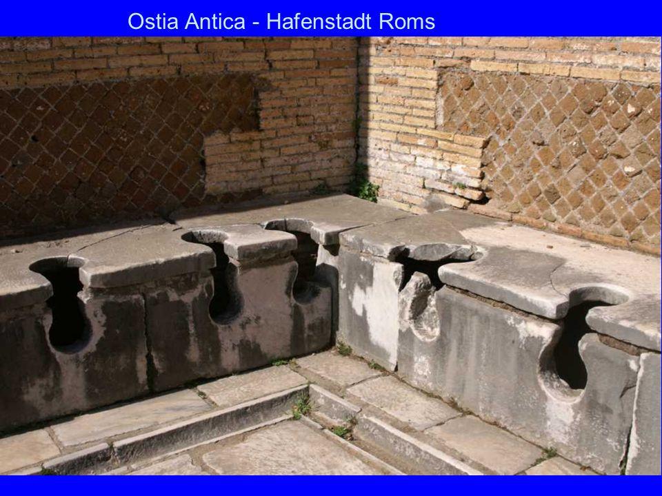 Ostia Antica - Hafenstadt Roms