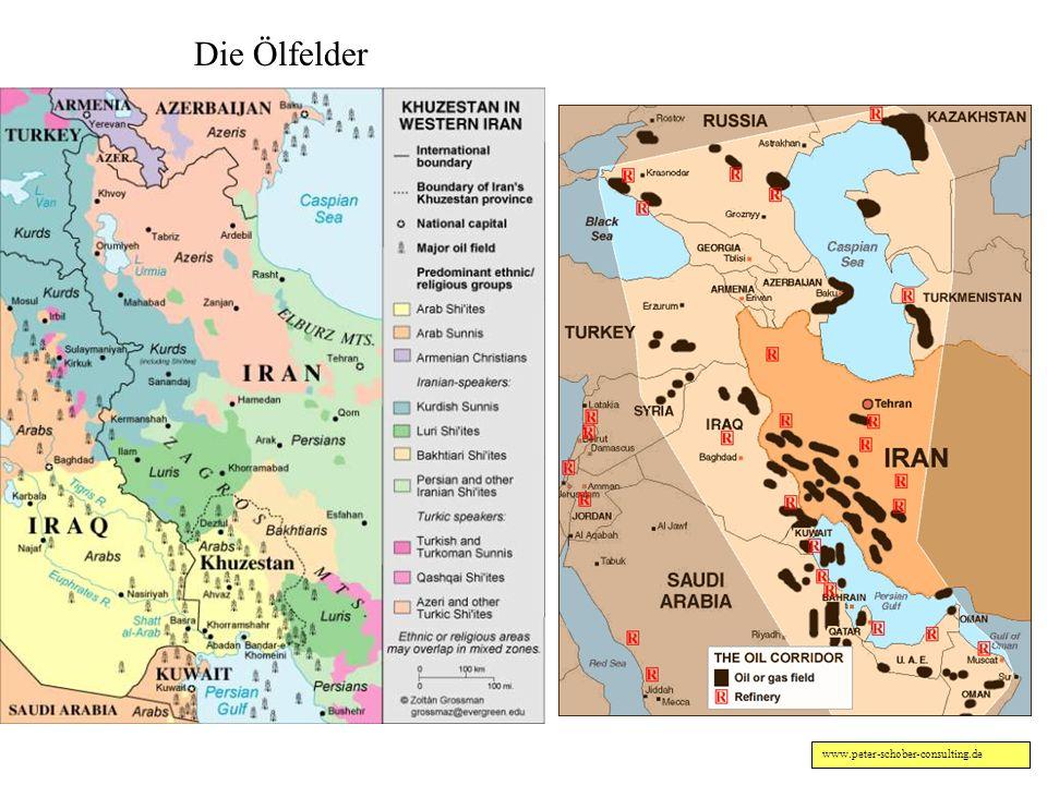 www.peter-schober-consulting.de Die iranischen Atomanlagen