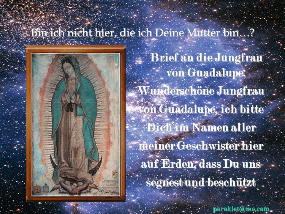 3. Die Jungfrau hat ein Band um ihren Leib, sie ist schwanger, um zu zeigen, dass Gott wollte, dass Jesus im Herzen eines jeden Menschen geboren wird.