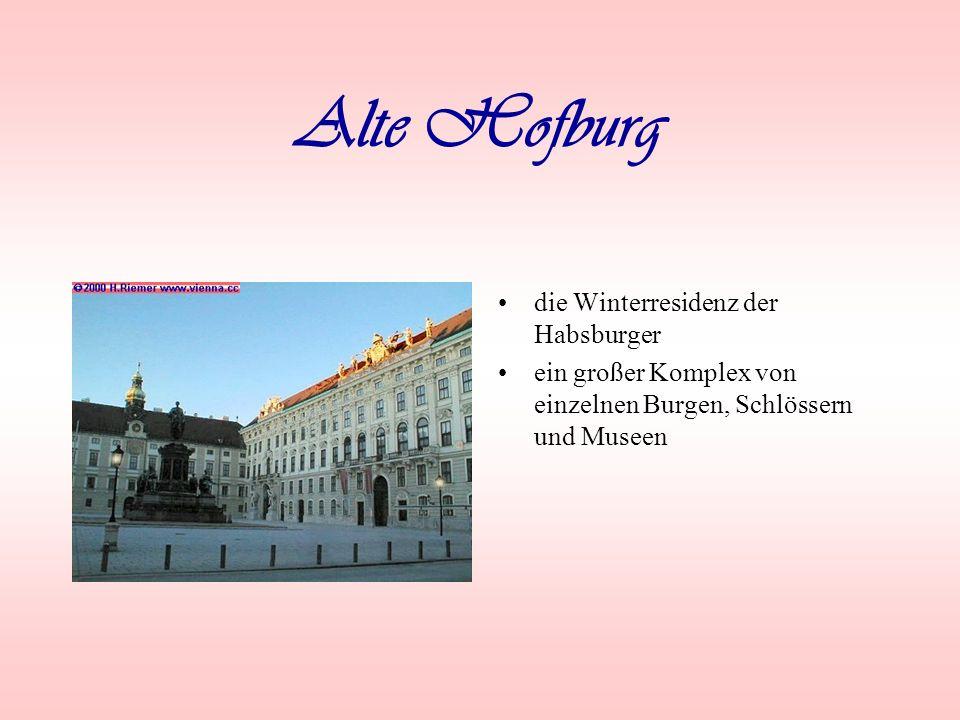 Schloss Schönbrunn eine der wichtigsten Sehenswürdigkeiten Wiens die Sommerresidenz der Habsburger der überwiegende Teil wurde unter Maria Theresia im