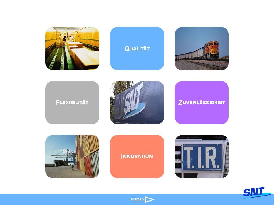ZuverlässigkeitFlexibilität Qualität Innovation sitemap