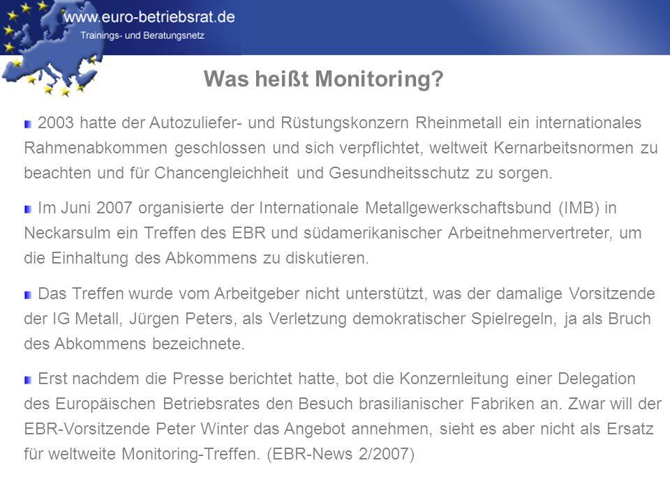 www.euro-betriebsrat.de BP-Abkommen über Restrukturierung 2.