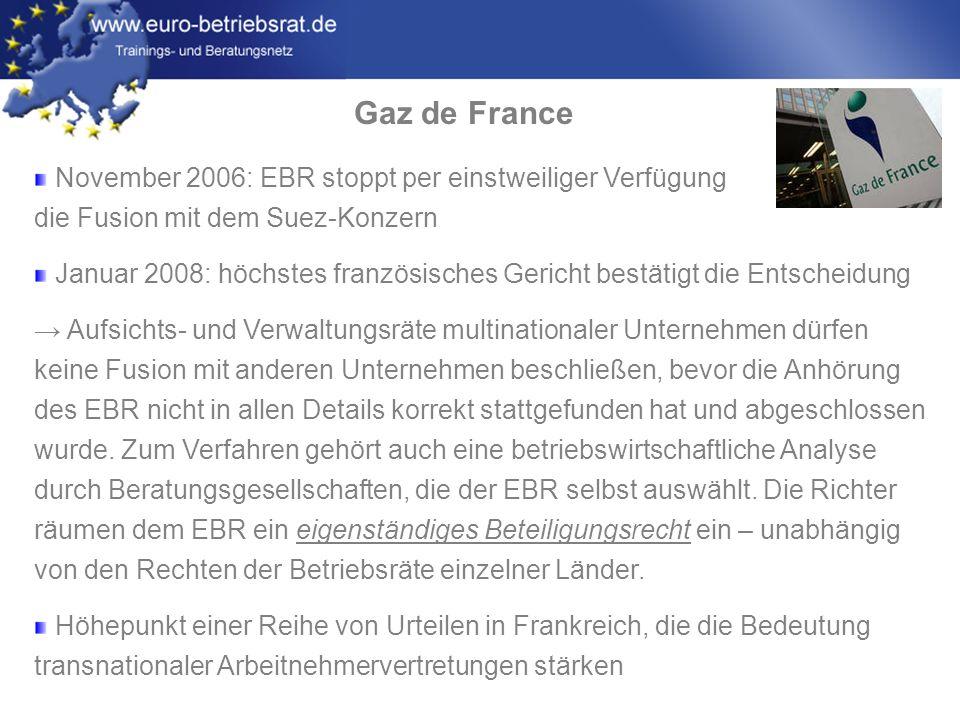 www.euro-betriebsrat.de Gaz de France 12.