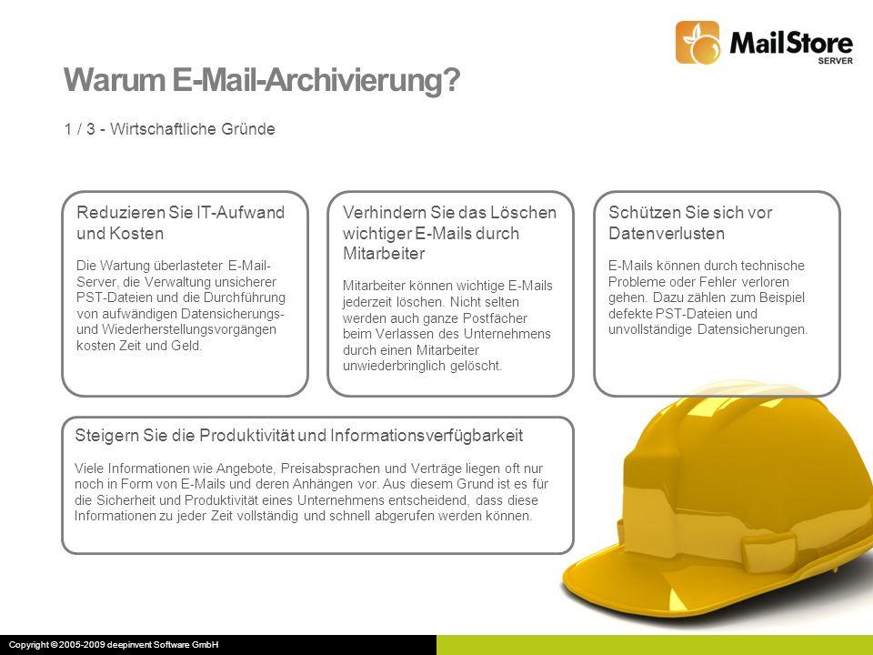 deepinvent Software GmbH Cloerather Str.