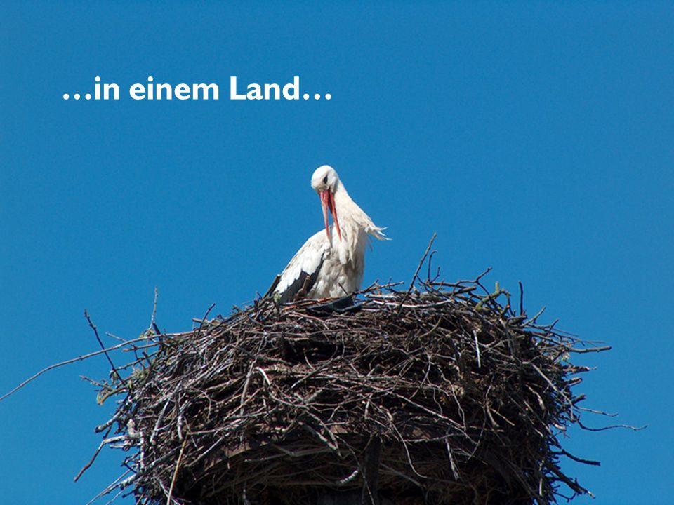 …in einem Land…