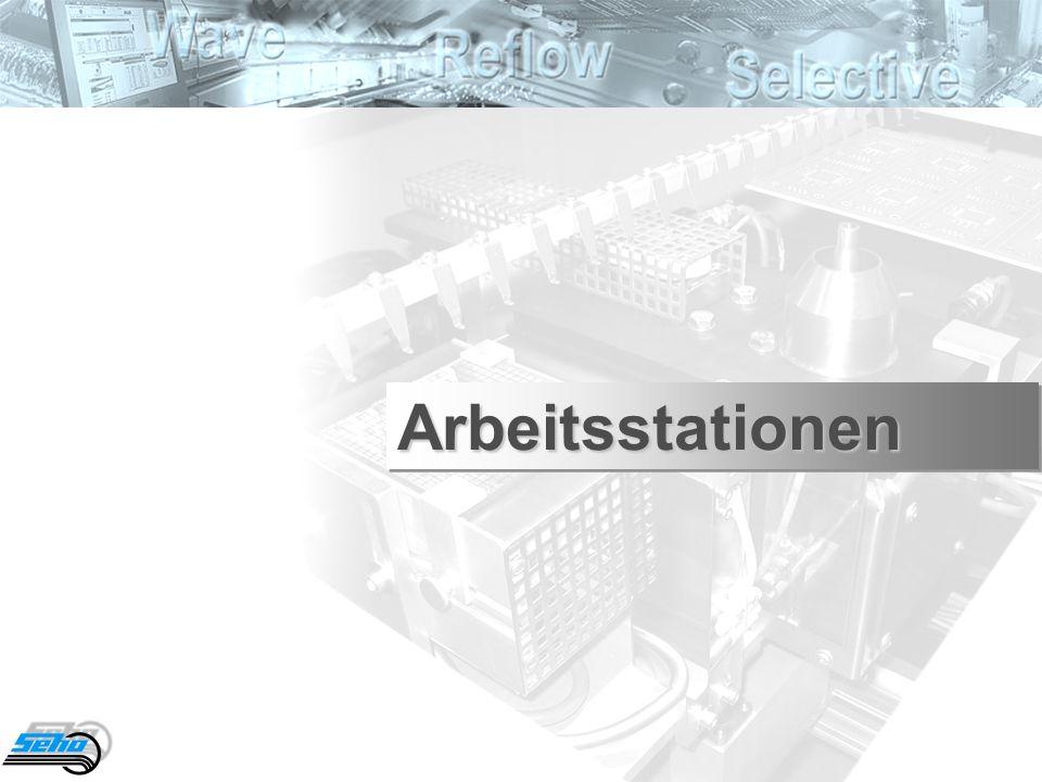 8 ArbeitsstationenArbeitsstationen