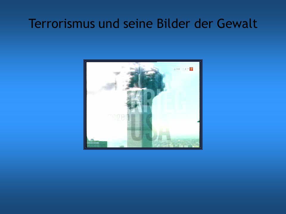 Das eben gezeigte Video zeigt den Ausschnitt aus einer Sendung des ORF2 zu den Terroranschlägen in den USA.