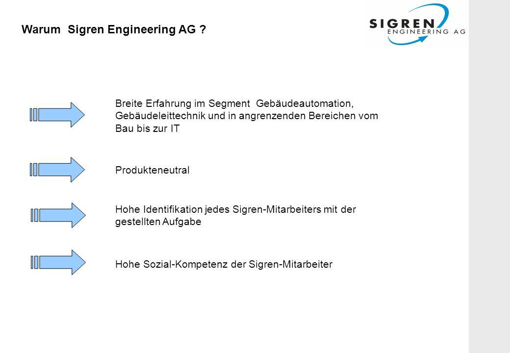 Warum Sigren Engineering AG .