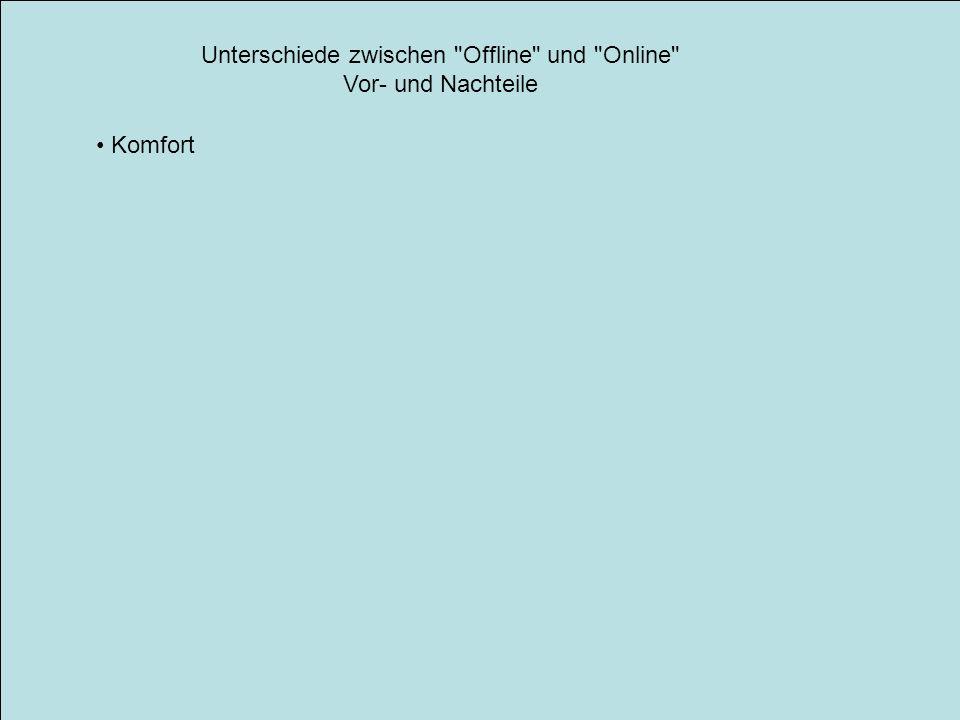 Anschluss über Telefonleitung: Analog, ISDN, DSL PC Provider für Internetzugang Server für eMail Provider für Homepage Unterschiede zwischen