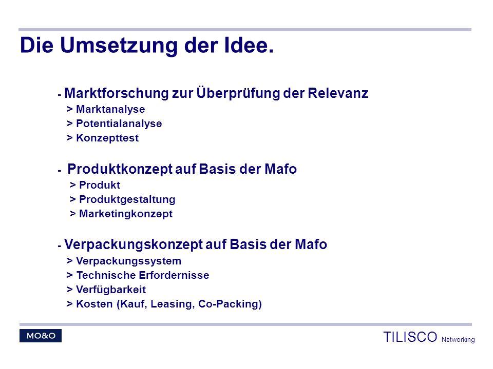 - Marktforschung zur Überprüfung der Relevanz > Marktanalyse > Potentialanalyse > Konzepttest - Produktkonzept auf Basis der Mafo > Produkt > Produktg