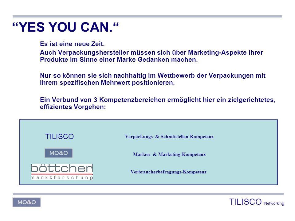 YES YOU CAN. Es ist eine neue Zeit. Auch Verpackungshersteller müssen sich über Marketing-Aspekte ihrer Produkte im Sinne einer Marke Gedanken machen.