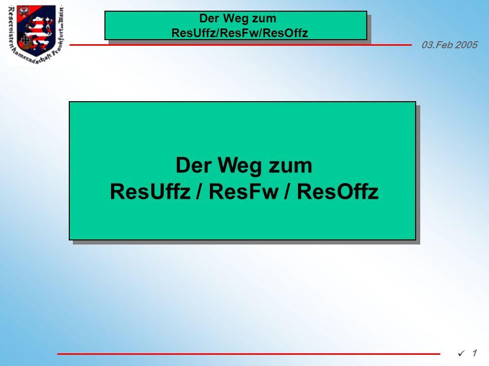 03.Feb 2005 2 Aufgabenspektrum Bundeswehr 1 1 aus KResBw vom 10.Sept 2003 1