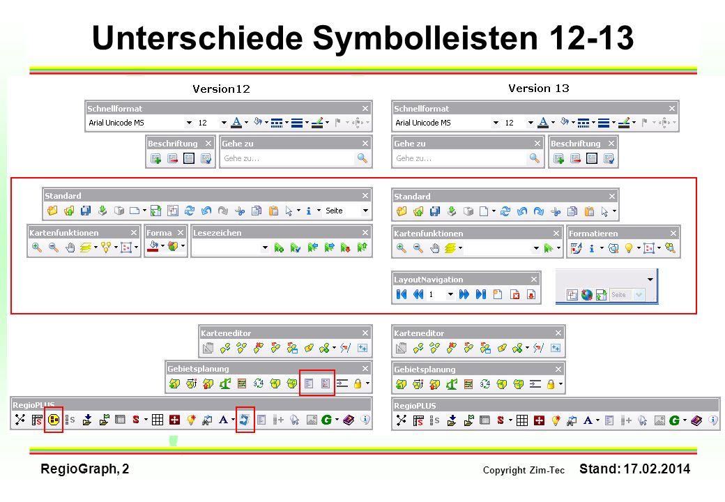 RegioGraph, 3 Copyright Zim-Tec Stand: 17.02.2014 Import von Postfachadressen Gilt für - Einspielen von Daten - Einspielen von Adressen über die Postleitzahl.