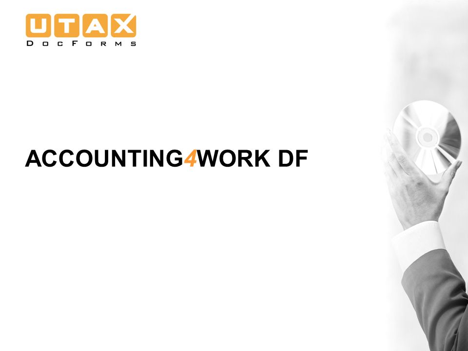 ACCOUNTING 4 WORK DF