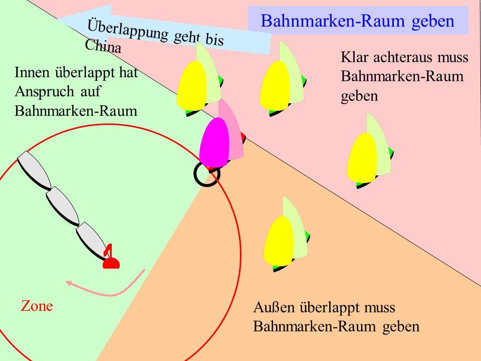 01.09U.Finckh - Breitbrunn9 Leeboot darf nicht höher als seinen richtigen Kurs Spezielle Einschränkungen beim nahen Überholen in Lee
