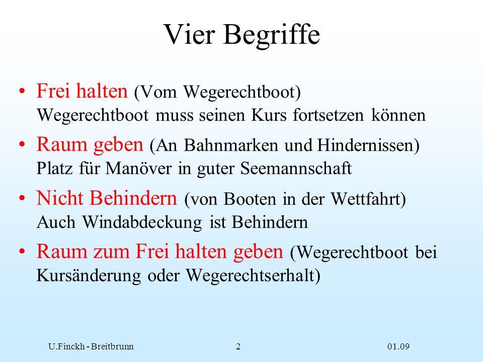 01.09U.Finckh - Breitbrunn1 Wettfahrtregel-Überblick