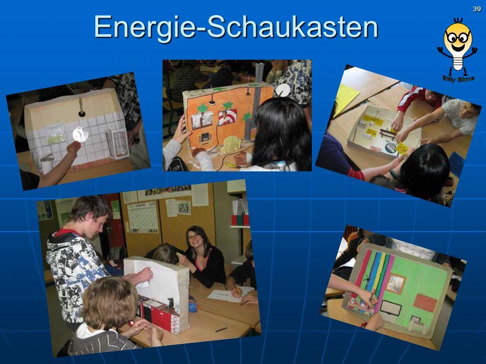 39Energie-Schaukasten