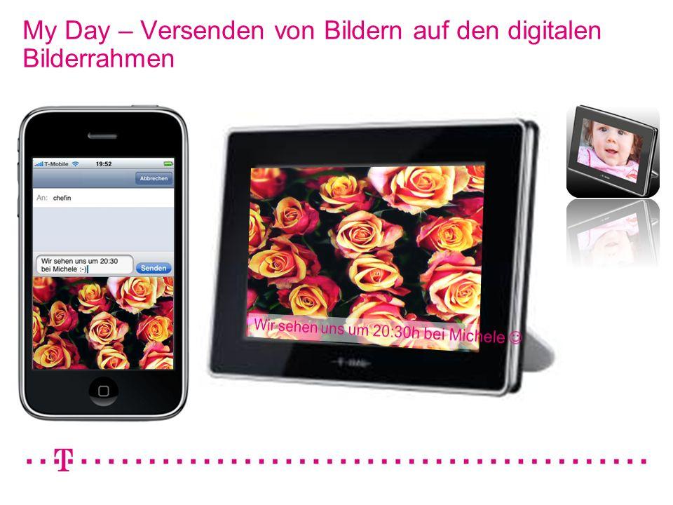 VGK4 3 My Day – Versenden von Bildern auf den digitalen Bilderrahmen