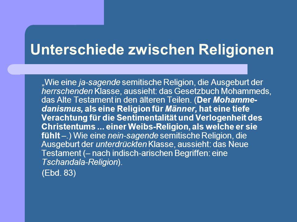 Kritik der Religion Wir haben also als Missverständnis: 1.