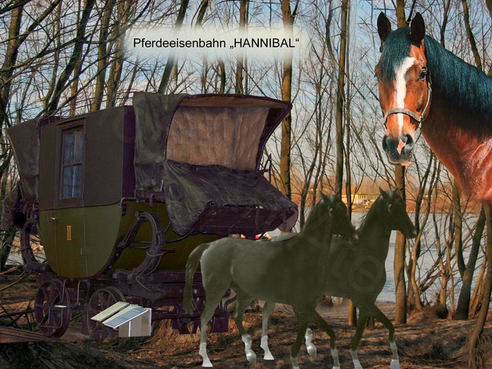 Geschichte Das Ursprungsland des österreichischen Eisenbahnwesens ist Böhmen: 1808 hielt Franz Josef von Gerstner vor der Böhmisch-hydrotechnischen Gesellschaft in Prag eine bemerkenswerte Rede, in der er für die Anlage einer Eisenbahn und nicht eines Kanals zwischen Moldau und Donau plädierte.