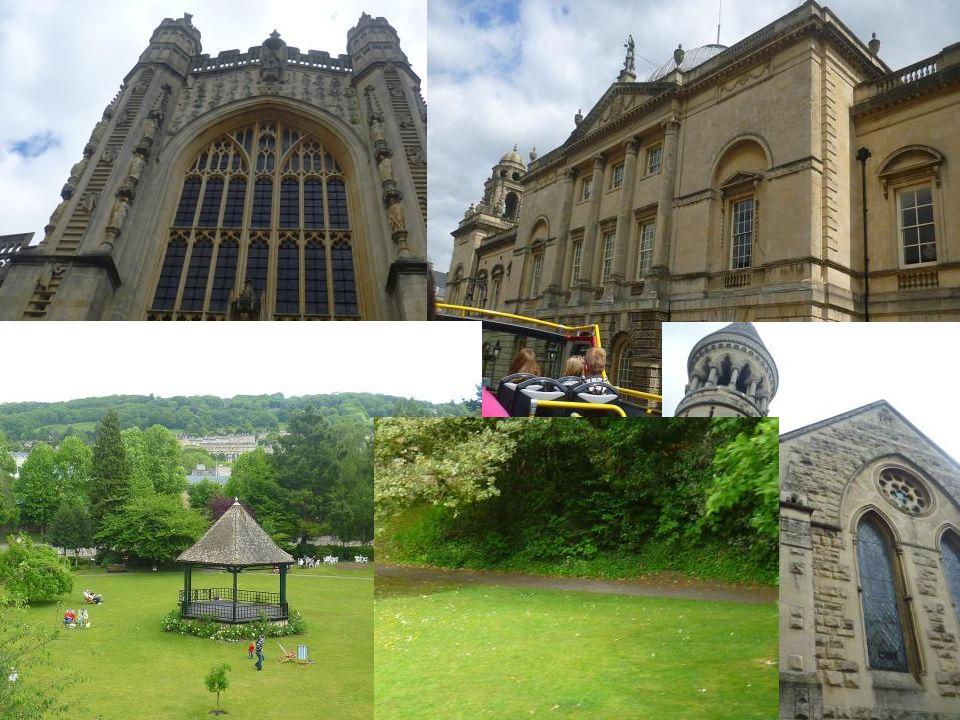 Tag VIII, Freitag Eine Reise nach Exeter, verlassen um 8:45, Wir besuchen die Stadt mit Führer, dann Lunch und Einkaufen in der Innenstadt.