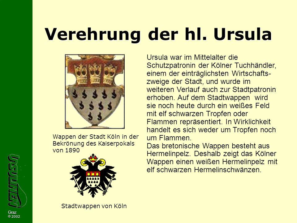 Graz 2002 Verehrung der hl.