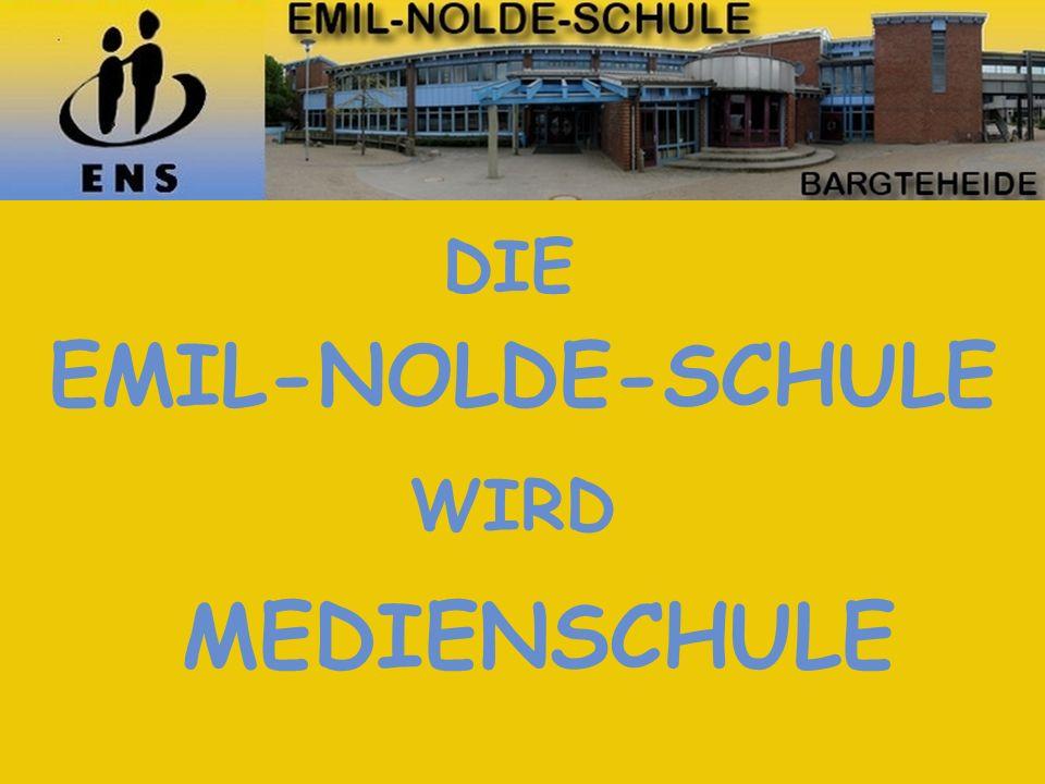 EMIL-NOLDE-SCHULE MEDIENSCHULE WIRD DIE